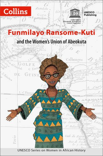 Women in African History – Funmilayo Ransome-Kuti